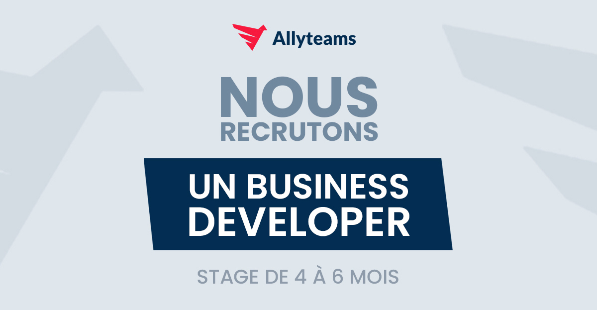 Business Developer - Allyteams - Allyteams